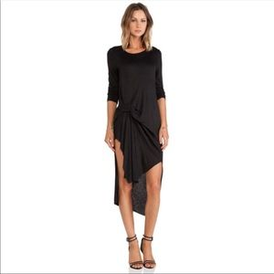 NWOT D.RA Cosmos Dress in Black XS